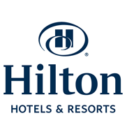 Find a room at Hilton and then book it