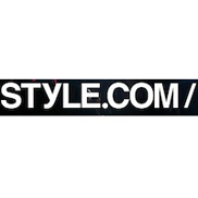 Order Style.com Magazine with delivery & payment info